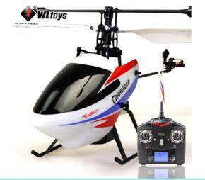 WLToys V911-1 Commander RC Helicopter RTF 2.4G-White