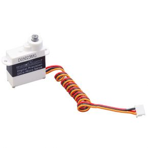 BLUEARROW D05023MG Upgrade Metal Servo For WLtoys V950 RC Helicopter Parts