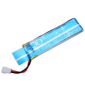 WLtoys V930 V977 XK K110 RC Helicopter Spare Parts accessories 3.7V 520mAh 30C Upgraded Lipo Battery