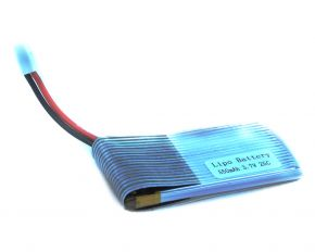 3.7V 550mAh 25C soft case Lipo Batery