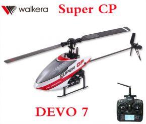 Walkera Super CP 6CH 3D RTF with DEVO 7 Mode 2