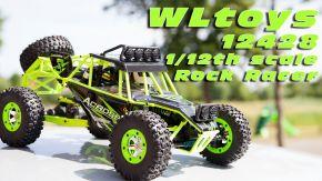 WLtoys 12428 2.4G 1/12 4WD Crawler RC Car