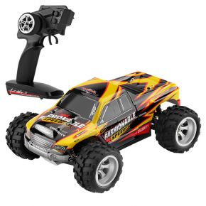 WLtoys A979-A 4WD 1/18 Monster Truck RC Car 35km/h Ready to Run