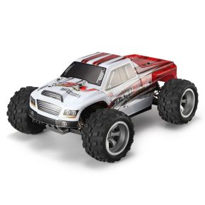 WLtoys A979-B 4WD 1/18 Monster Truck RC Car 70km/h Ready to Run