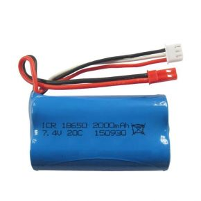 Battery Replacement Spare parts accessories for WLtoys WL912 TIGER-SHARK 2.4G High Speed Racing Boat WL912-25