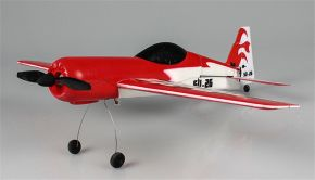 WLToys F929 SU-26 400mm 2.4G 4CH Aerobatic Plane Ready to Fly Mode 2