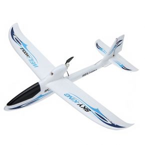 WLtoys F959 Sky King 2.4G 3CH 750mm Wingspan RC Airplane RTF- Blue