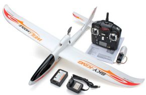 WLtoys F959 Sky King 2.4G 3CH 750mm Wingspan RC Airplane RTF