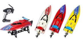 WL WL911 Mini Racing Boat