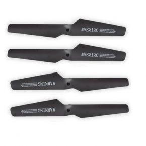 Syma X5SW X5SC Propeller Blade Set Black