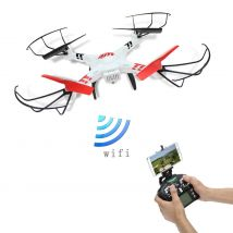 WLtoys V686K WIFI FPV Headless Mode RC Quadcopter with Camera Mode 2 Ready to Run
