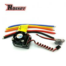 ROCKET 120A Competition ESC with TURBO function for 1/10 RC Car