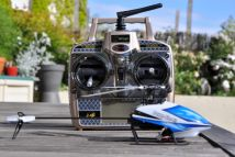 WLtoys V977 Power Star X1 6CH 3D 6-Axis Gyro 2.4G Brushless Flybarless RC Helicopter