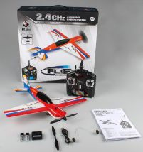 Wltoys F939 2.4G 4CH RC Remote Control Airplane Read to Fly Mode 2