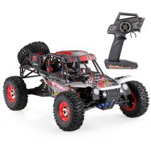 WLtoys 12428-C 1/12 2.4G 4WD 50km/h High Speed Electric Brushed Off-Road Vehicle Remote Radio Control Car RTR RC Car