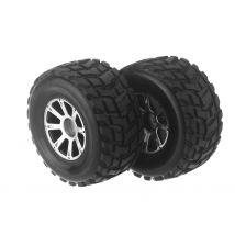 Wltoys A969 1/18 RC Car Spare Parts Right Tire A969-02