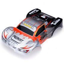Wltoys A969 1/18 RC Car Spare Parts Car Canopy Orange A969-06