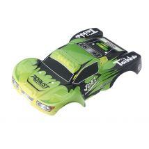 Wltoys A969 1/18 RC Car Spare Parts Car Canopy Green A969-07
