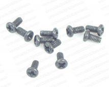 Wltoys 1/28 RC Car Spare Parts Screws 10PCS K989-14