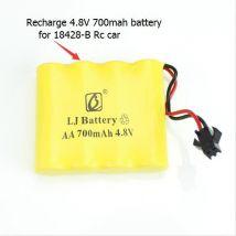 Wltoys 18428-B Car Spare Parts-0544-001 4.8V Battery