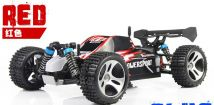 Wltoys A959 Rc Car 1/18 2.4Gh 4WD Off-Road Buggy RED Ready to Run