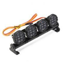 AUSTAR white LED Light Aluminum Alloy Frame For 1/10 1/8 RC Car