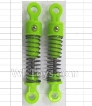 Wltoys 18428-B Car Spare Parts-0539-002 Front Or Rear Shock Absorbers 2 pcs