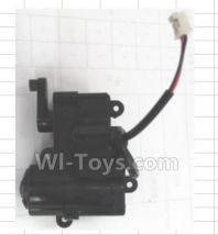 Wltoys 18428-B Car Spare Parts-0548 Front Steering Gear Box Assembly