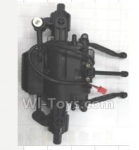 Wltoys 18428-B Car Spare Parts-0549 Front Drive Gearbox Assembly