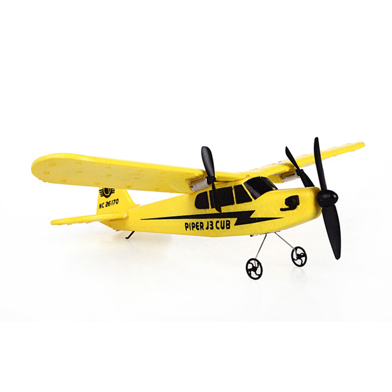 Flybear FX-803 Glider RTF - YELLOW