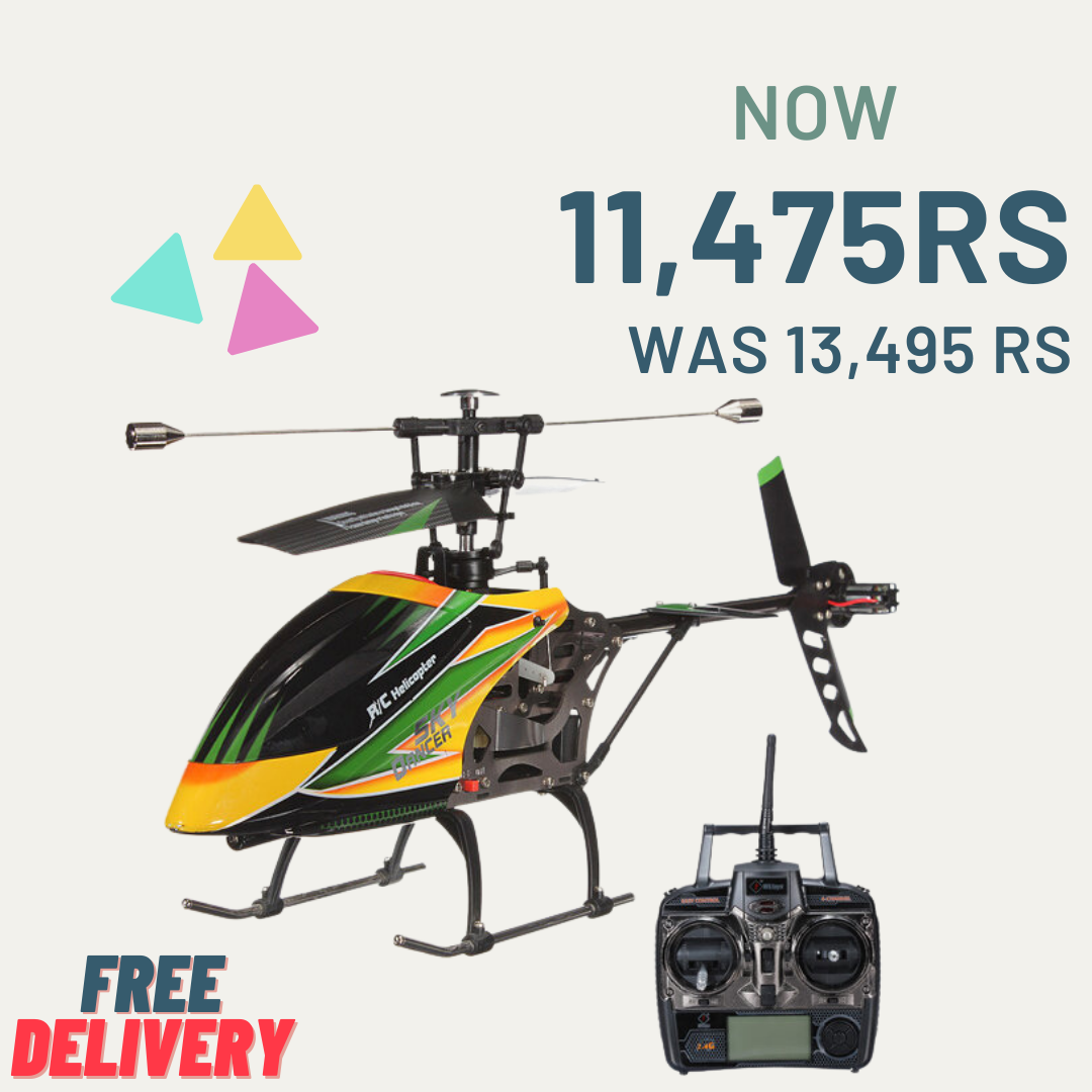 WLtoys V912 Sky Dancer 4CH RC Helicopter RTF With Videography / Bubble Blower / Water Cannon / Missile Launcher / Hook & Basket Function> </a></div>    <div class=